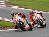 4th May 2009 - ViSK British Superbikes in Association with Pirelli - Oulton Park Race Circuit - Metzeler National Superstock 1000 Race - John McGuinness & Steve Brogan
