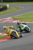 4th May 2009 - ViSK British Superbikes in Association with Pirelli - Oulton Park Race Circuit - ViSK British Superbikes in Association with Pirelli Race - Tom Tunstall & Kenny Gilbertson