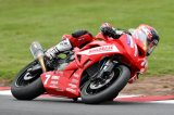 4th May 2009 - ViSK British Superbikes in Association with Pirelli - Oulton Park Race Circuit - Metzeler National Superstock 600 Race - Luke Stapleford