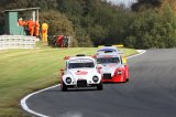 17th October 2009 - BRSCC Fun Cup Race Day - Oulton Park Race Circuit - Fun Cup Race - Team Cuisine de France / SPAR