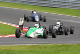 4th September 2010 - Caterham Motorsport Race Day - Oulton Park Race Circuit - Avon Tyres Formula Ford 1600 Northern Championship in association with REIS Post 89 Race - Neil McArthur & Oliver Bull
