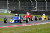 4th September 2010 - Caterham Motorsport Race Day - Oulton Park Race Circuit - Avon Tyres Formula Ford 1600 Northern Championship in association with REIS Pre 90 Race - John Wilkinson, Phillip Bisgrove & Andrew Macgregor