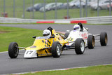 4th September 2010 - Caterham Motorsport Race Day - Oulton Park Race Circuit - Avon Tyres Formula Ford 1600 Northern Championship in association with REIS Pre 90 Race - Andrew Macgregor & James Mitchell