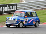 16th April 2011 - Modified Live & Time Attack - Oulton Park Race Circuit - Super Mighty Mini Race - David Hale