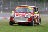 16th April 2011 - Modified Live & Time Attack - Oulton Park Race Circuit - Mighty Mini Race - Maria Spurr