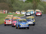 16th April 2011 - Modified Live & Time Attack - Mini Racing - Oulton Park Race Circuit