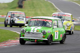 16th April 2011 - Modified Live & Time Attack - Oulton Park Race Circuit - Super Mighty Mini Race - Dave Rees