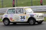 16th April 2011 - Modified Live & Time Attack - Oulton Park Race Circuit - Mighty Mini Race - Darren Nightingale