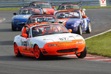 15th May 2010 - BRSCC Race Day - Oulton Park Race Circuit - Ma5da MX5 Championship Classes C & D Race - William Chappell