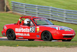 15th May 2010 - BRSCC Race Day - Oulton Park Race Circuit - Ma5da MX5 Championship Classes A & B Race - Wayne le Montais