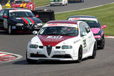15th May 2010 - BRSCC Race Day - Oulton Park Race Circuit - BRSCC Alfashop Alfa Romeo Championship Race - Sarah Heels